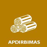 MEDIENOS APDIRBIMAS
